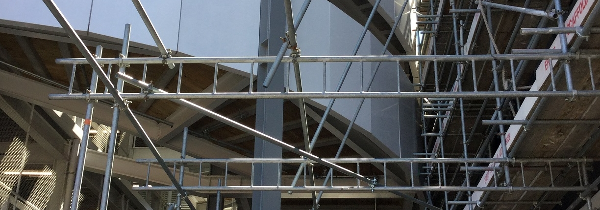Erect Scaffolding Ltd. Propping Scaffolders Christchurch Canterbury