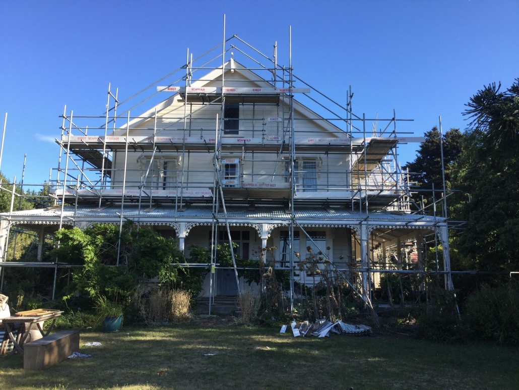 Exterior Plaster Repairs Advanced Exterior Plastering Christchurch